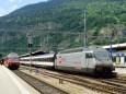 スイスの鉄道 Re460のIC