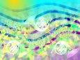 イラスト 絵画 紫陽花とホルン 壁紙1920x1440 壁紙館