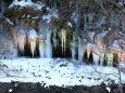 三十槌の氷柱(その2)