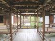 仁和寺・書院を結ぶ廊下