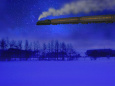 イラスト/絵画「銀河鉄道の夜」壁紙1920x1300 - 壁紙館