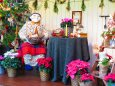 絵本作家ターシャのクリスマス