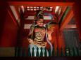宝蔵門阿形像
