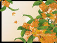 オレンジの香る空