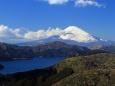 大観山から富士山遠望
