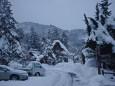 雪深き白川郷