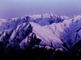 水晶岳遠望
