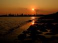 葛西臨海公園の夕景