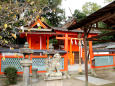 岡田鴨神社・本殿