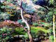 比叡山坂本 旧竹林院の秋(2)