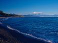 三保の松原からの富士山
