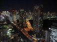 汐留方面の夜景