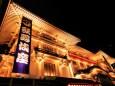 歌舞伎座ライトアップ