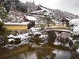 雪の龍澤山禅昌寺