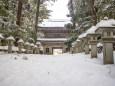 雪の千光寺