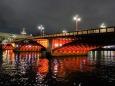 吾妻橋の夜景