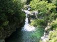 弓掛川の大滝
