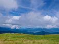 美ヶ原高原からのパノラマ