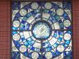 都市 街 室内 横浜駅のステンドグラス 壁紙19x1281 壁紙館