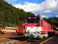 アプト式機関車DD20