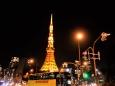 はとバスと東京タワー
