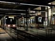電鉄富山駅にて